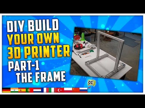 diy-3d-printer-build-your-own---part-1-the-frame-(cheap-but-solid-quality-build!)