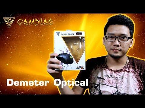 รีวิว: GAMDIAS DEMETER - Optical