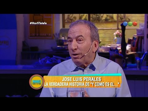Entrevista a José Luis Perales - Morfi