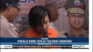 Vokalis Band Zivilia Terancam Hukuman Mati