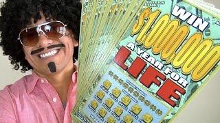 (# 32) WOW !! 50 Boletos de Lotería de $30.