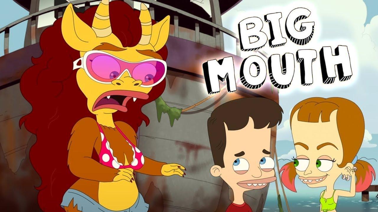 Netflix's Big Mouth Season 3 Review