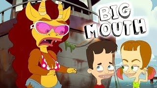 Big Mouth Is The BIGGEST Cartoon On Netflix? Season 3 First Look!