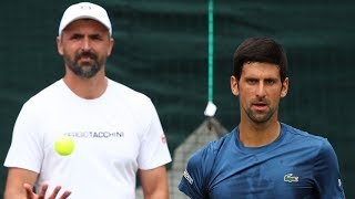 Djokovic Adds Ivanisevic to Coaching Staff