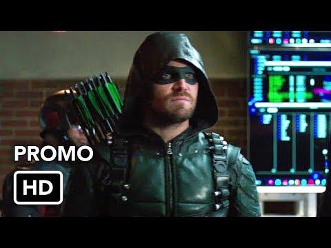 """Arrow 6x14 Promo """"Collision Course"""" (HD) Season 6 Episode 14 Promo"""
