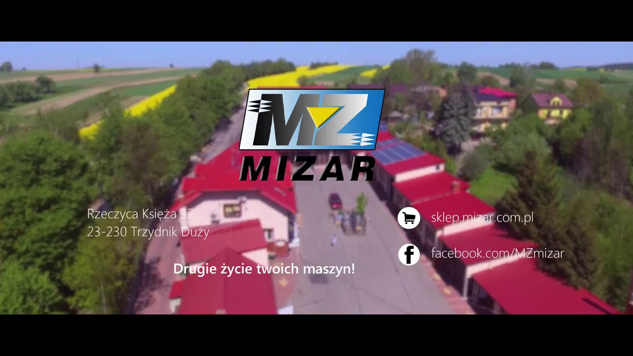 Sklep mizar youtube for Mizar youtube