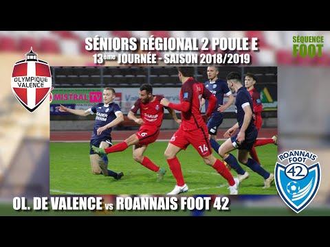 Séquence Foot   OV   ROANNAIS FOOT 42   10 03 2019