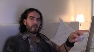 """I Adore John Lydon. However..."" Russell Brand The Trews (E168)"