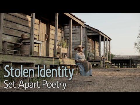 Stolen Identity (Set Apart Poetry)