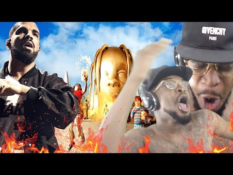 OMFG HOLY SONG OF THE YEAR!!! Travis Scott - SICKO MODE REACTION!