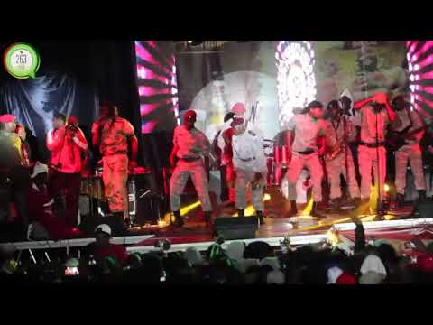 Jah Prayzah takes over  @ The Castle Lager National Braai Day #263Chat
