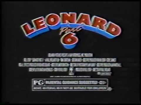 Leonard Part 6 1987 TV Spot Bill Cosby