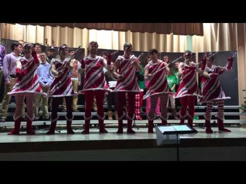 Bradford, TN.  Bradford High school musical