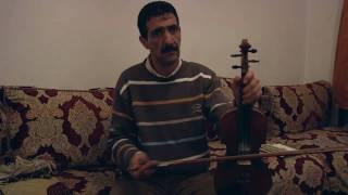 Violin taqsim nahawand on D -- تقسيم نهوان على الري