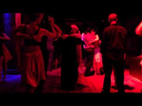 SFTM - Latenight-Tango in The Mighty at the San Francisco Tango Marathon - Part II