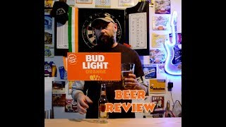 Bud Light Orange Beer Review - Bloopers -- NCAA Final Four - Loyola