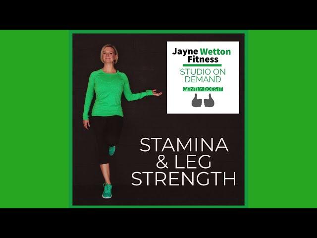GENTLY DOES IT STAMINA & LEG STRENGTH