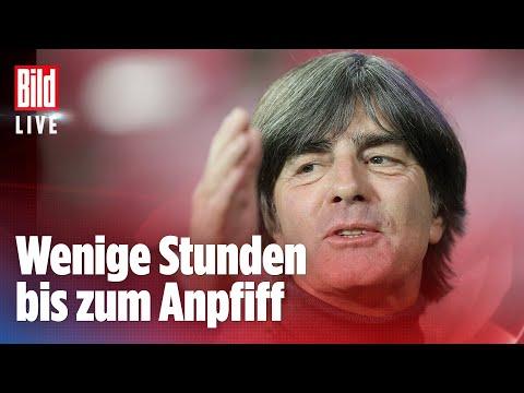 🔴 Deutschland gegen Frankreich: So knackt das DFB-Team die Franzosen | BILD Live