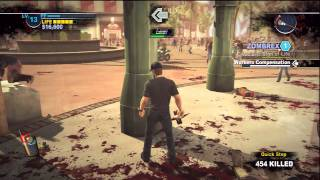 【PS3】Dead Rising 2 - Perfect Walkthrough - Part 11: Psycho Boss: Leon