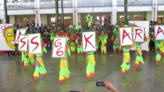 grand champion masskara festival 2016 salitran elementary school