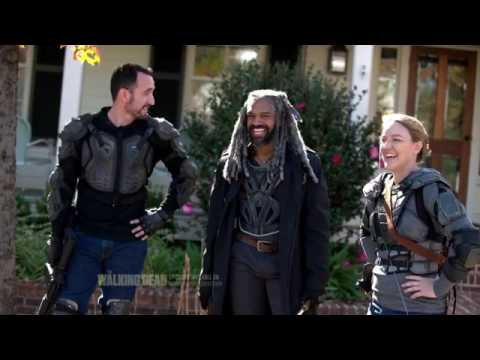 Talking Dead - Cooper Andrews & Khary Payton on Cooper's accident