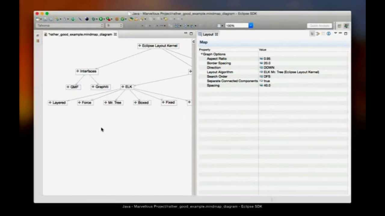 Automatic Layout For Complex Diagramm Is Coming To Eclipse - YouTube