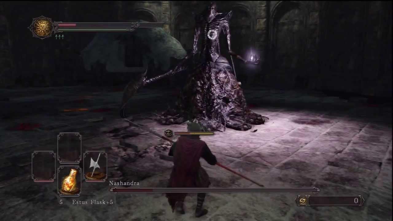 Dark Souls 2 Review Not The End: Nashandra (Final Boss) & Ending
