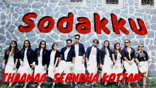 Sodakku Dance choreography |Than Serndha kootaan |PUNE version | Kunal ,Tamil | Suriya | Anirudh