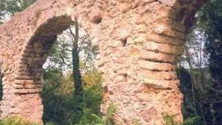 Roman Aqueduct near Spilinga, Calabria