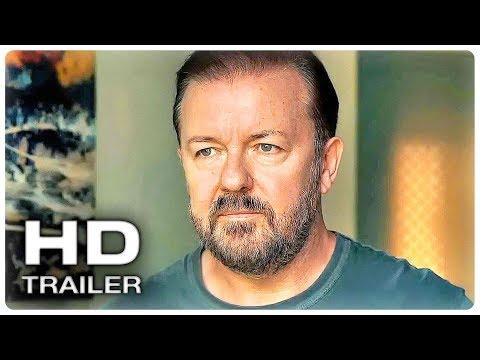 СЛЕДОМ ЗА ЖИЗНЬЮ Сезон 2 Русский Трейлер #1 (2020) Рики Джервэйс Netflix Series