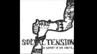 "Social Tension - 05 - Fight Back - ""In Support Of Our Habits"" (CAN)"