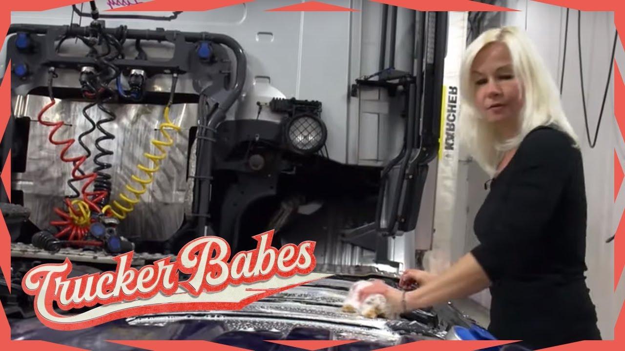 Trucker-ladies die 20 Secrets