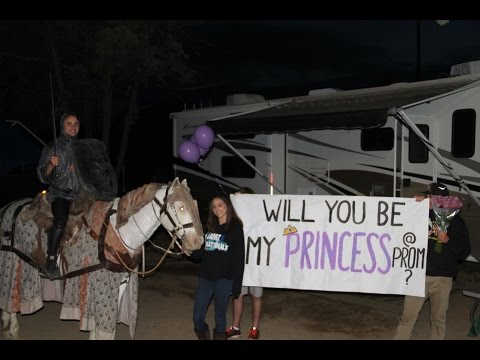 best PROMPOSAL EVER/haunted cruise ship