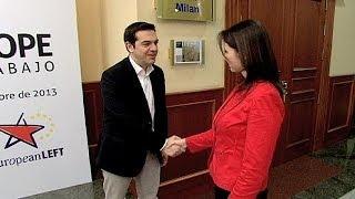 Ципрас стал кандидатом в главы Еврокомиссии от левых