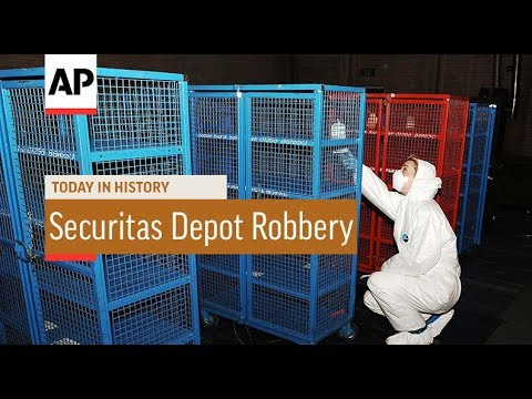 Securitas Depot Robbery - 2006 | Today In History | 22 Feb 18