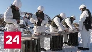 Военные инженеры провели пробные подрывы на Бурее - Россия 24