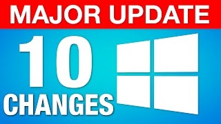 Windows 10 Major