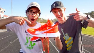 Are the $250 Vaporfly 4% worth it?? Scientific test!