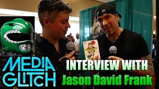 Jason David Frank Interview (cameo in Power Rangers 2017)