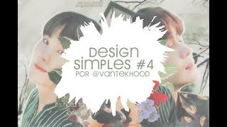 Capa para Fanfic (Spirit) - Design Simples #4 - Yoonseok