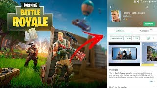 Left! Download Fortnite Apk for Android, but calm-vent