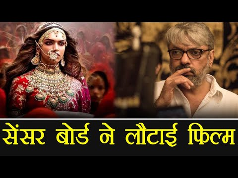 Padmavati Controversy: Film sent back by Censor Board, release likely to be delayed | FilmiBeat