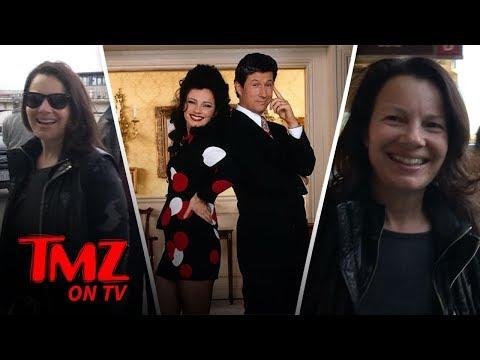 Nanny Drama With Fran Drescher!  TMZ TV