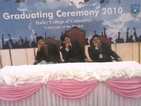 Waqar Malik & Asim bhai in Hailey College P.U  ( memories )