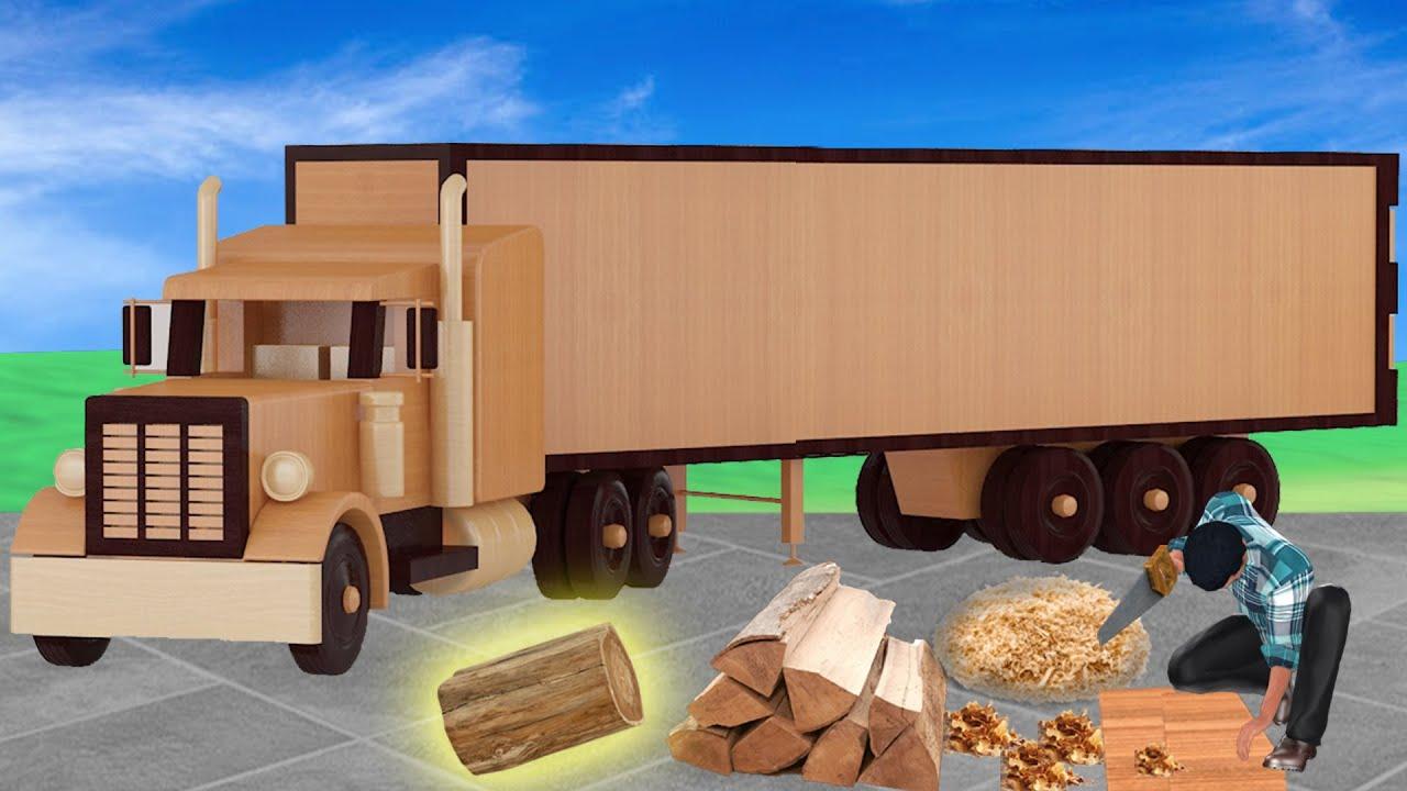 लकड़ी पर नक्काशी ट्रक Wood Carving Truck Hindi Kahaniya Comedy Video हिंदी कहानियां Hindi Stories