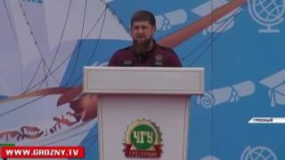 Кадыров про ролики