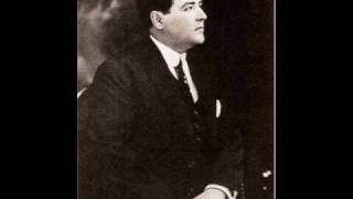 """Renato Zanelli-Otello- """"Ora e per sempre addio-"""" 1929"""