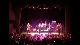 """From the """"HEAD OVER HEELS (The Musical)"""" kick-off mini concert at B..."""