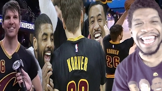 KYLE KORVER MAKES HISTORY!! CAVALIERS vs PACERS HIGHLIGHTS REACTION