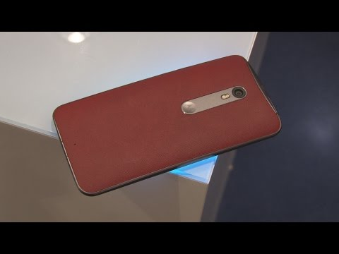 Moto G, Moto X Play et Moto X Style : les 3 nouveaux smartphones de Motorola